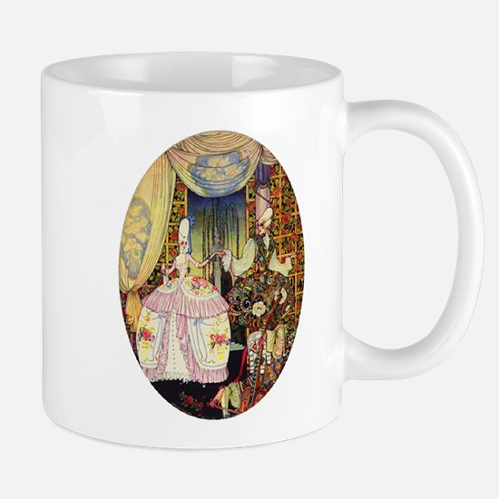 Kay Nielsen - French Lord and Lady Mug