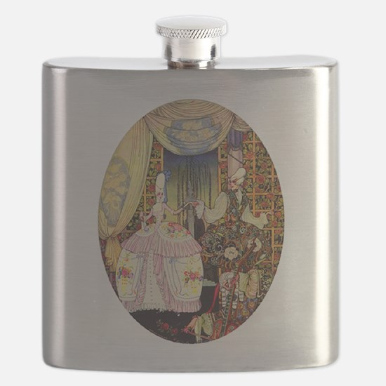 Kay Nielsen - French Lord and Lady Flask