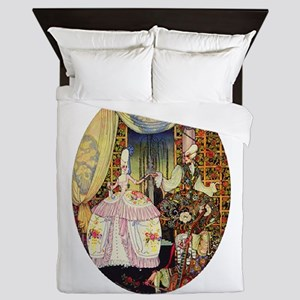 Kay Nielsen - French Lord and Lady Queen Duvet