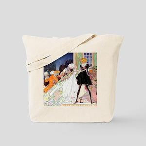 Kay Nielsen - Cinderella and the Prince Tote Bag