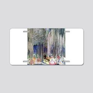 Kay Nielsen - Twelve Dancin Aluminum License Plate