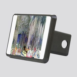 Kay Nielsen - Twelve Danci Rectangular Hitch Cover