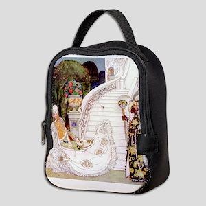 Kay Nielsen - Cinderella Runs D Neoprene Lunch Bag