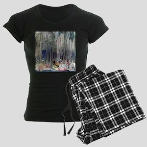 Kay Nielsen - Twelve Dancing Women's Dark Pajamas