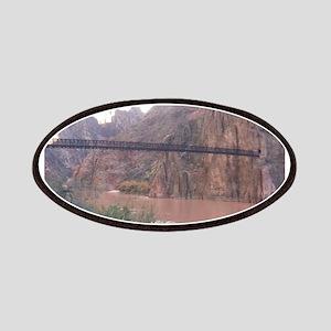 South Rim Grand Canyon Phantom Ranch Patch