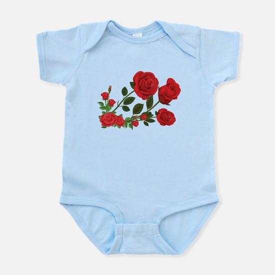 Roses Body Suit