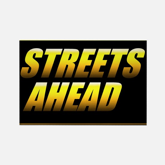 Streets Ahead Magnets