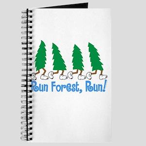 Run Forest Run Journal