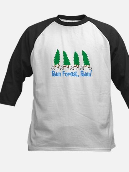 Run Forest Run Baseball Jersey