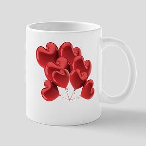 Heart Ballon Mugs