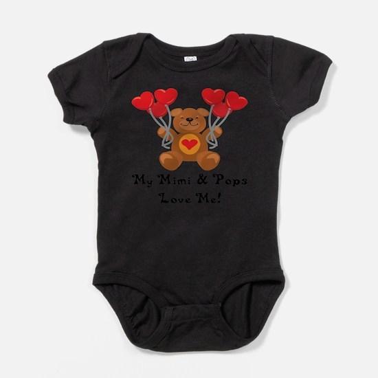 Unique Kids child children toddler toddlers Baby Bodysuit