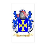 Mullings Sticker (Rectangle 50 pk)