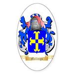Mullings Sticker (Oval)