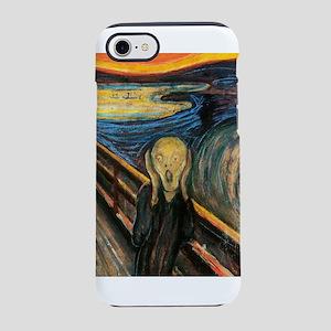 screampuzzle iPhone 8/7 Tough Case