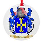 Mullineux Round Ornament