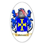 Mullineux Sticker (Oval 50 pk)