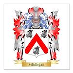Mulligan Square Car Magnet 3