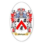 Mulligan Sticker (Oval 10 pk)