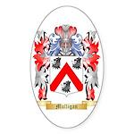 Mulligan Sticker (Oval 50 pk)