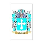 Mullerick 20x12 Wall Decal