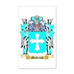 Mullerick 35x21 Wall Decal