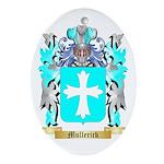 Mullerick Oval Ornament