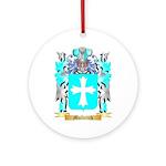 Mullerick Round Ornament