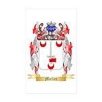 Mullen Sticker (Rectangle 50 pk)