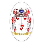 Mullen Sticker (Oval 10 pk)
