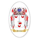 Mullen Sticker (Oval 50 pk)