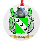 Mulledy Round Ornament