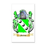 Mulledy Rectangle Car Magnet