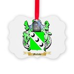 Mulledy Picture Ornament