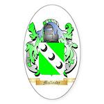 Mulleady Sticker (Oval 50 pk)