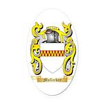Mullarkey Oval Car Magnet