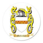 Mullarkey Round Car Magnet