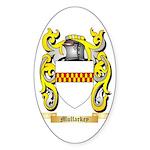 Mullarkey Sticker (Oval)