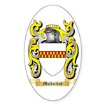Mullarkey Sticker (Oval 50 pk)