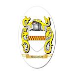 Mullarkey 35x21 Oval Wall Decal