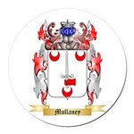 Mullaney Round Car Magnet