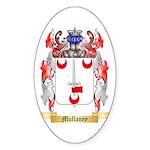 Mullaney Sticker (Oval 50 pk)