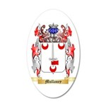 Mullaney 35x21 Oval Wall Decal
