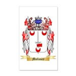 Mullaney 35x21 Wall Decal