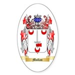 Mullan Sticker (Oval 10 pk)