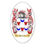 Mullaly Sticker (Oval 10 pk)