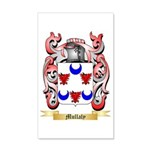 Mullaly 35x21 Wall Decal