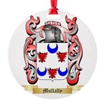 Mullally Round Ornament