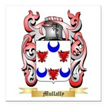 Mullally Square Car Magnet 3