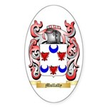Mullally Sticker (Oval 50 pk)