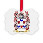 Mullally Picture Ornament